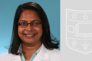 Dr. Maya Jerath is co-leading the monoclonal antibody treatment at BJC